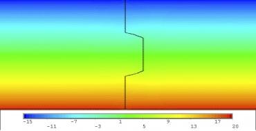 Obr. 15: Spoj na P+D, tl. 120 mm – spára 1 mm