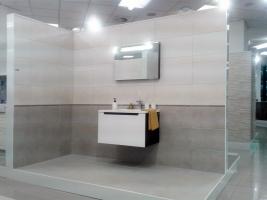 Koupelnové série Extra ve vzorkovně RAKO v PLzni