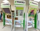 Společnost Fakro otevřela novou vzorkovnu v Praze