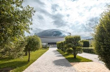 Knihovna prezidenta Nazarbajeva, Astana