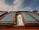 Velká posuvná střešní okna Solara Perspektiv