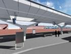 Plzeň postaví autobusový terminál u nádraží, má dotaci 100 miliónů korun