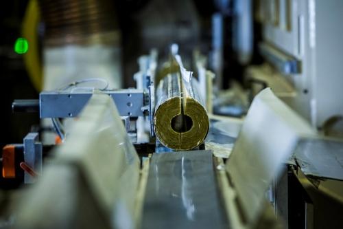 Výrobní linka potrubních izolačních pouzder