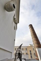 Vobjektu se našlo místo i pro stálou výstavu Kurta Gebauera