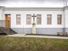 Ze staré školy vznikl obecní úřad