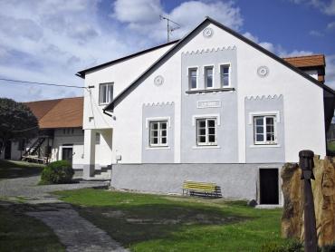 Obytný dům po obnově