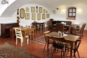 Interiéry Pivovarské hospody