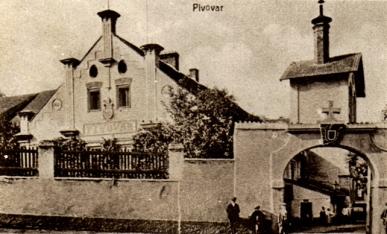Historický snímek dokládá podobu pivovaru v19. století