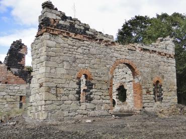 Odborné stavební práce byly zahájeny v červnu 2016