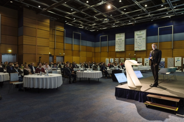 Hlavní řečník konference Ondřej Doule