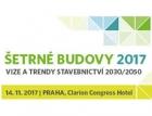 Závěry konference Šetrné budovy 2017