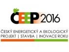 Soutěž Český energetický a ekologický projekt, stavba, inovace roku 2016 – výsledky