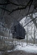 Létající černý dům, H3T architekti