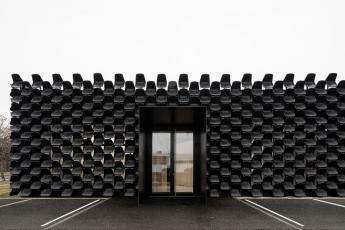 Galerie nábytku (CHYBIK+KRISTOF Architects & Urban Designers, 2016)