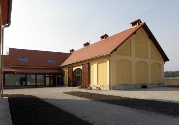 Bobrovky Bramac se uplatnily při přestavbě bývalé fary v Dubenci na pension