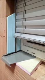 Obr. 15: Systémové řešení Porotherm s tepelněizolační parapetní deskou simerit