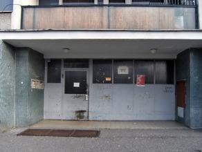 Obr. 2: Původní stav vchodu