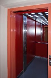 Obr. 17: Nový nákladní výtah