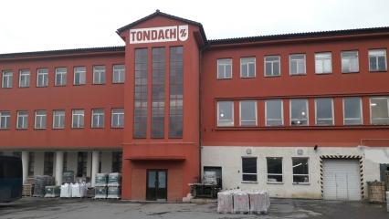 Administrativní budova v Hranicích