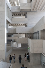 Kampus university v Peru, Grafton Architects, laureát RIBA International Prize 2016