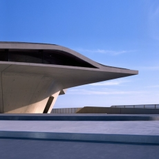 Salerno Maritime Terminal, Zaha Hadid Architects a Interplan Seconda