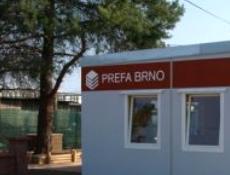 Výrobci stavebnin Prefa Brno loni klesl obrat i zisk