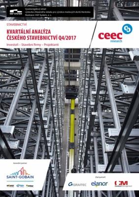Kvartální analýza českého stavebnictví Q4/2017