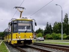 Plzeň postaví za 600 miliónů Kč tramvajovou trať na Borská Pole