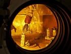 Kontrola betonu biologického stínění jaderného reaktoru