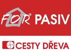 Veletrhy For Pasiv a Cesty dřeva 2018