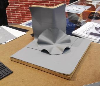 Obr. 12: Vnější rohová tvarovka, včetně technologického vytažení na svislé konstrukce