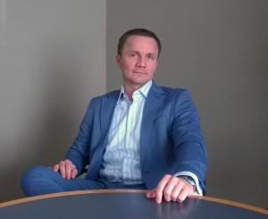 Tomáš Pogány, obchodní a marketingový ředitel společnosti Schiedel Česká republika