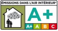 Francouzský certifikát Émissions dans l'air intérieur