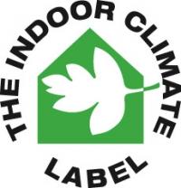 Dánský certifikát The Indoor Climate Label