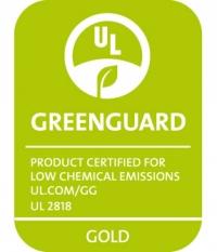 Certifikát Greenguard