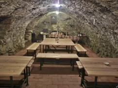 Našlo se místo i pro degustaci rumunských vín