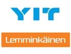 Finské stavební společnosti YIT a Lemminkäinen fúzují