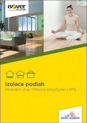 Isover vydal novou příručku Izolace podlah