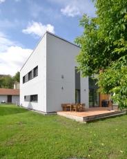 Cena generálního partnera – Rodinný dům Statenice, návrh H3T architekti