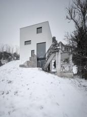 Cena časopisu Stavitel – Rodinný dům Všenory, návrh Stempel & Tesar architekti