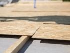 Oprava střechy rodinného domu s využitím desek Egger Roofing Board