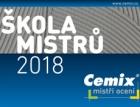 Semináře LB Cemix Škola mistrů