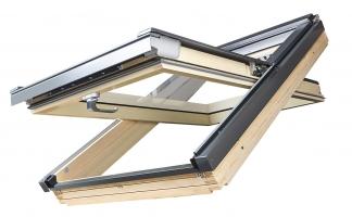 Střešní okno kyvné FTP-V
