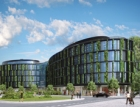 Developer AFI Europe dokončil centrum AFI Karlín s největší zelenou fasádou ve střední Evropě