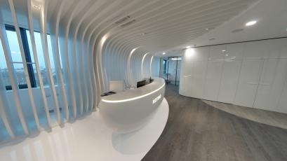 Kancelář jako DNA firmy – Notino, Brno