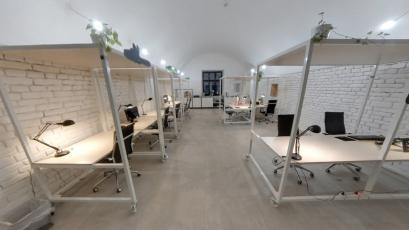 Malá kancelář – Vault 42, Olomouc