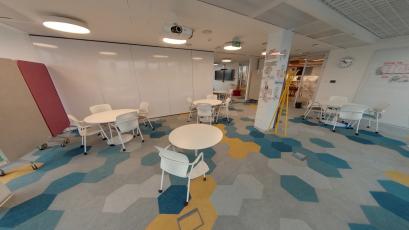 Kanceláře pro budoucí výzvy – NEORIS Česká republika, Praha 5