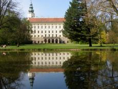 Olomoucké arcibiskupství dostane 202 miliónů korun na obnovu památek v Kroměříži