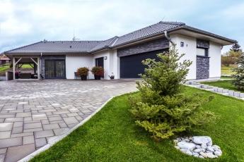 3. místo – Bezbariérový dům (N26). Dodavatel: RD Rýmařov, s. r. o.