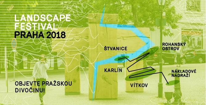 Landscape festival Praha 2018 začíná výstavou Objevte pražskou divočinu